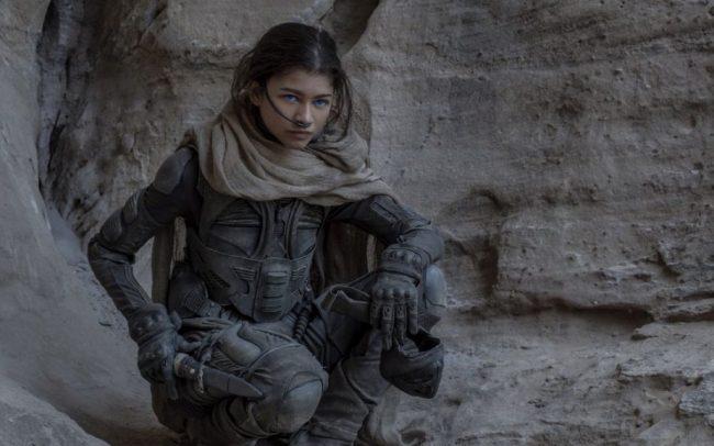 Zendaya in 'Dune